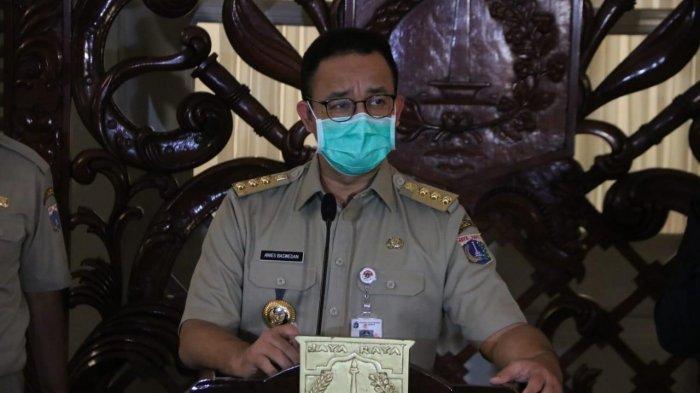Pesan Gubernur Anies Baswedan Jelang Lebaran 1441 H di Tengah Pandemi Covid-19