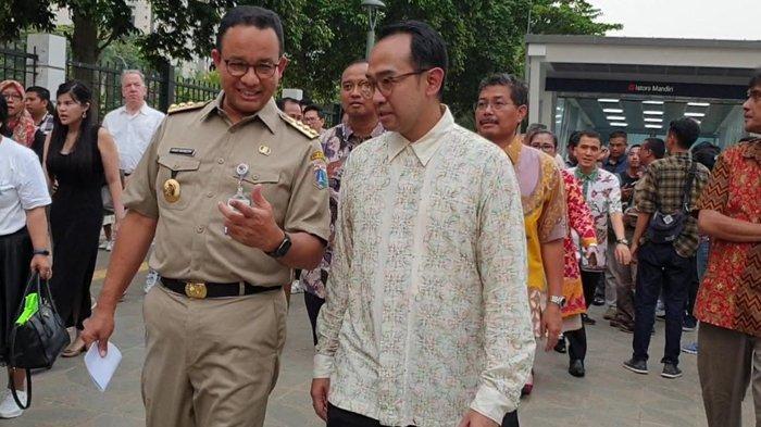 Gubernur Anies Sebut Pemindahan Ibu Kota ke Kalimantan Timur Tidak Pengaruhi Pendapatan Daerah