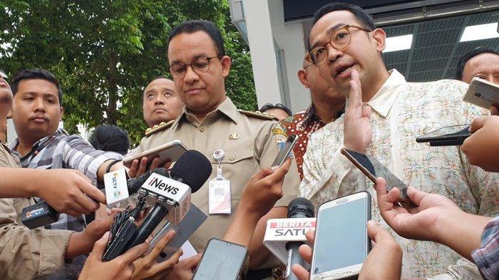 Anies Baswedan Ungkap Isi Percapakannya dengan Ahok Saat Bertemu di DPRD DKI Jakarta