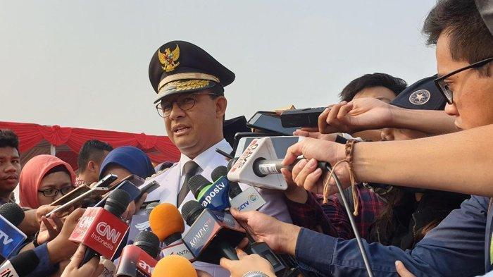 Undang Veteran Ikuti Upacara HUT ke-74 RI, Anies : Jakarta Kota yang Menghargai Pejuang