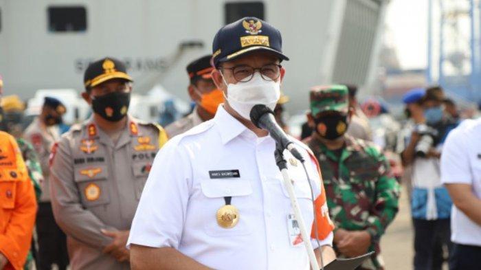 Rekor Baru Penambahan Kasus Covid-19, Gubernur Anies Perpanjang PSBB Transisi Hingga 6 Desember