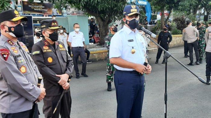PPKM Darurat Diterapkan Mulai Besok, Gubernur Anies: Patuhi Aturan Demi Keselamatan Semua