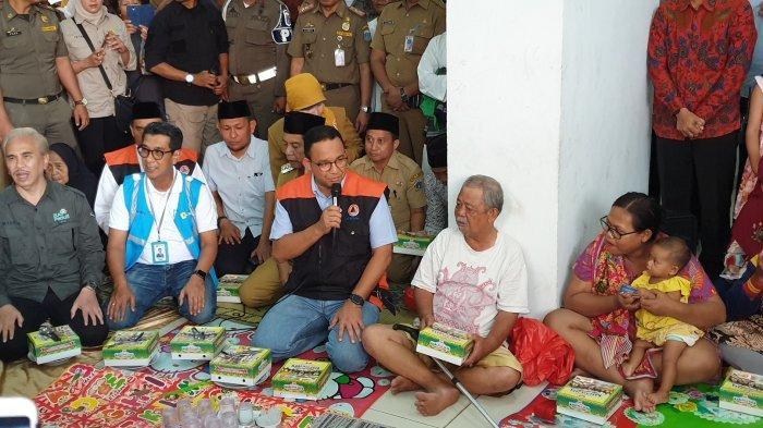 Bantah Anggaran Banjir Dipotong untuk Formula E, Gubernur Anies: Itu Mengarang