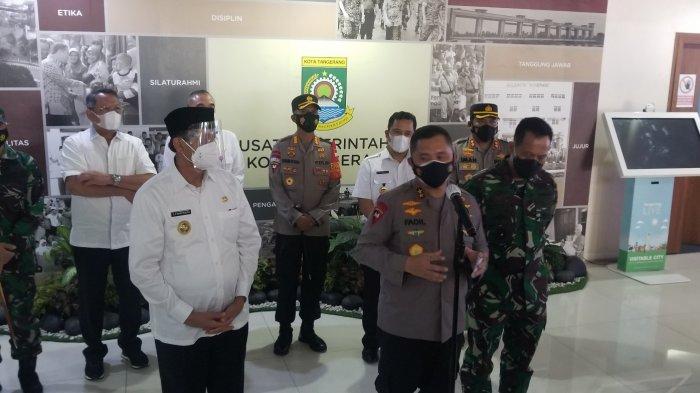 Semua Masyarakat Divaksin Covid-19, Sekolah Tatap Muka di Kota Tangerang Digelar