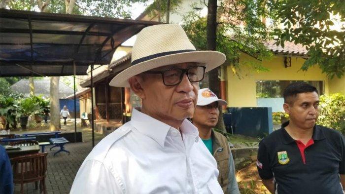 Berpakaian Serba Putih Datangi Tempat Coblosan, Gubernur Banten Singgung Nazar Politik