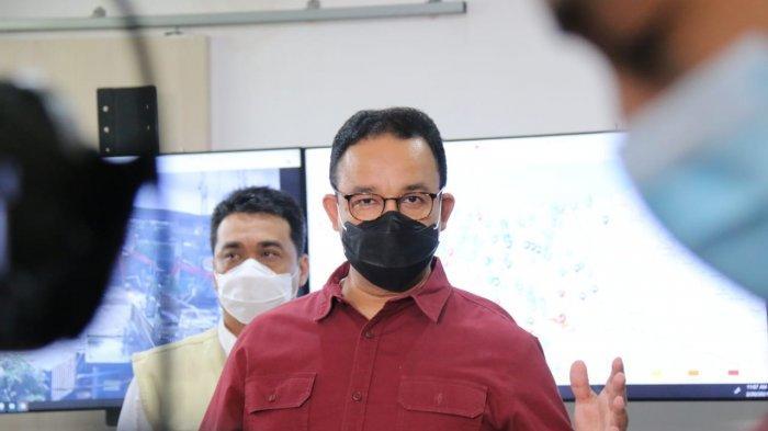 Gubernur DKI Jakarta Anies Baswedan: Meski Curah Hujan Tinggi Situasi Tetap Terkendali