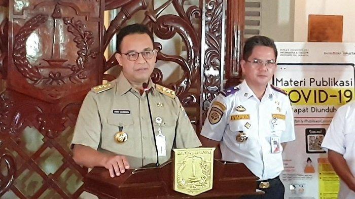 Disabut Banjir Besar di Awal Tahun hingga Pandemi Covid-19 Warnai Tahun Ketiga Anies Pimpin Jakarta