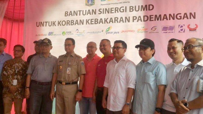 Pasokan Pangan Tersedia, PD Pasar Jaya Pastikan Harga Pangan Stabil di Jakarta