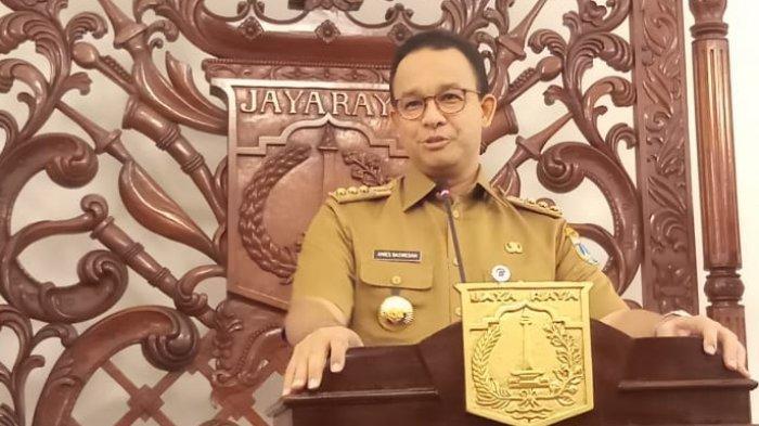 Anies Baswedan Bakal Libatkan Pelajar SMK Mendesain Seragam Satpol PP dan Guru
