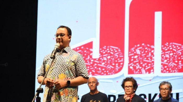 Gubernur DKI Anies Baswedan Apresiasi Penyelenggaraan Jakarta Melayu Festival
