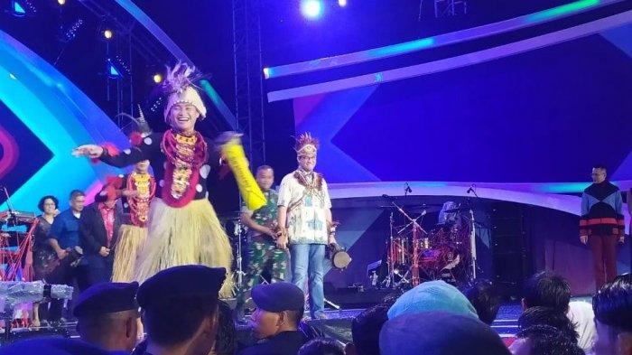 Kunjungi Pantai Ancol, Anies Ucapkan Selamat Tahun Baru ke Masyarakat Indonesia Timur