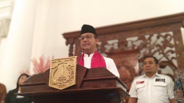 Anies Baswedan Berterima Kasih Kepada Jokowi yang Sudah Tandatangani Perpres Mobil Listrik
