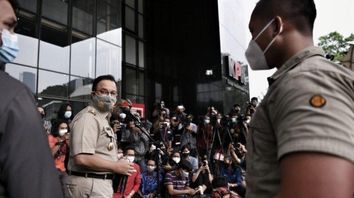 Senang Bantu KPK Soal Korupsi Lahan Munjul, Kenangan Anies Saat Jabat Rektor Paramadina