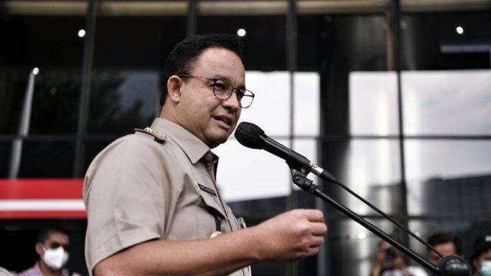 4 Tahun Jadi Gubernur DKI Jakarta, Berikut Sederet Kebijakan Anies Baswedan Selama Pandemi Covid-19