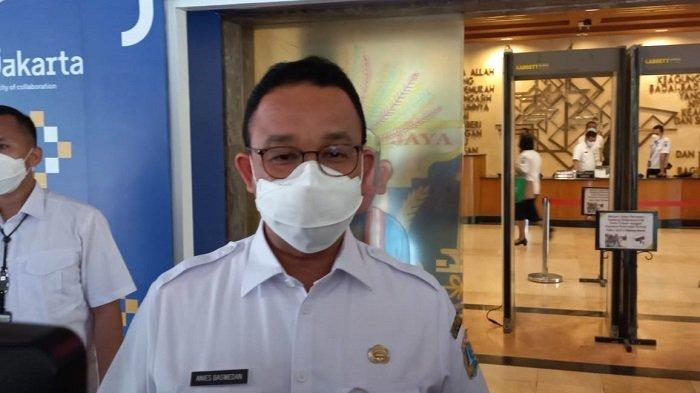 PPKM di DKI Jakarta Kembali Diperpanjang, Mas Anies:Jangan Lengah