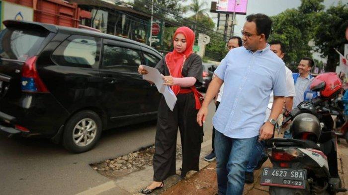 Gubernur Anies Sebut Wacana Pemindahan Ibu Kota ke Luar Jawa Tak Kurangi Macet di Jakarta