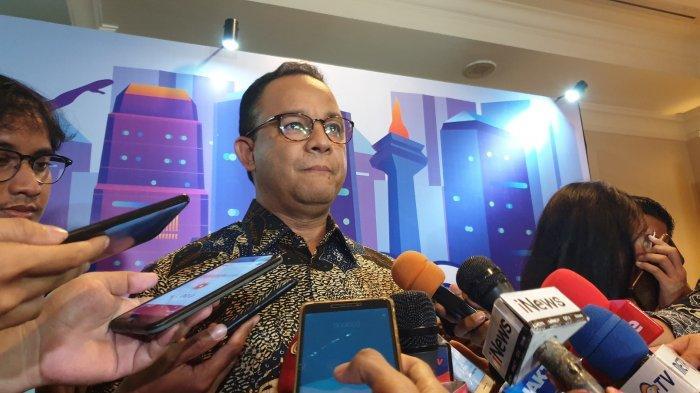 Gubernur DKI Jakarta Anies Baswedan Tegur Anak Buahnya yang Arogan Bentak Seniman TIM