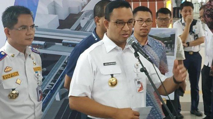 Anies Enggan Komentari Polemik RTH Ahok Jadi Pusat Kuliner: Saya Cek Aturannya Dulu