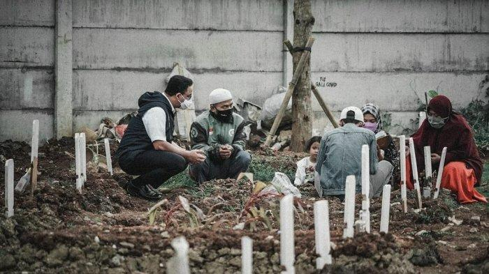 PSI Minta Gubernur Anies Baswedan Jelaskan Pengadaan Tanah Makam Covid-19