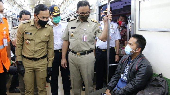 Kerahkan Bus Bantuan hingga Tinjau Stasiun Bentuk Perhatian Gubernur Anies untuk Warga Bogor