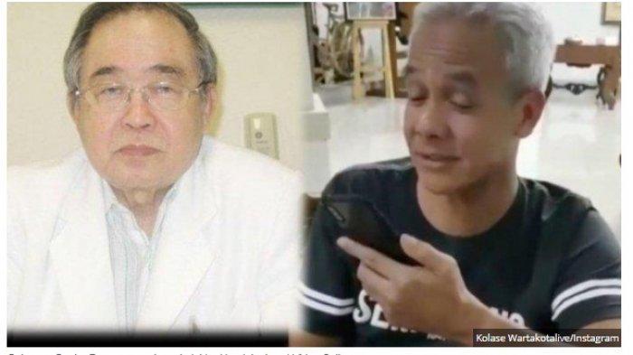 Senyum Dokter Handoko Gunawan dari Bilik Karantina: Pesan untuk Tim Medis dan Bahaya Corona