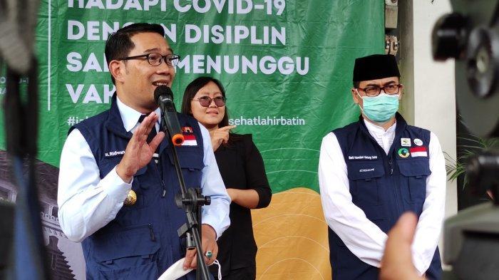 Nama Terseret Konflik Demokrat, Ridwan Kamil Minta AHY Jangan Diganggu: Kasihan