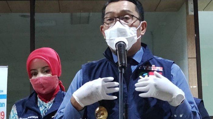 Ridwan Kamil Dikabarkan Bakal Ngantor di Depok Imbas Peningkatan Covid-19, Ini Kata Gugus Tugas