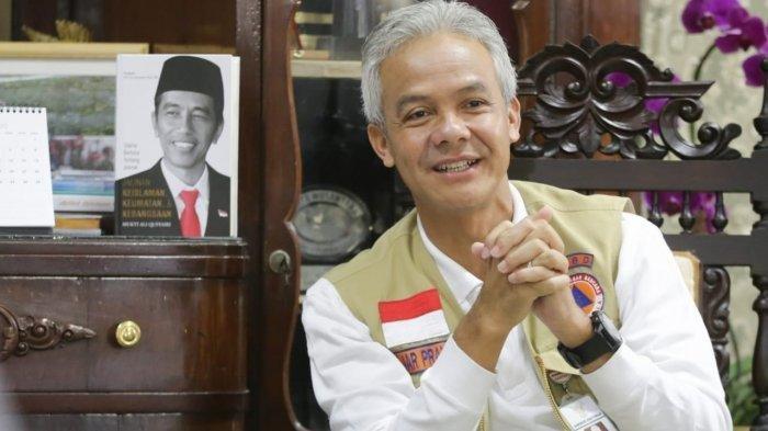 Pasien Sembuh Corona Curhat ke Ganjar Pranowo: Resep Jaga Imun Tubuh Hingga Harapan Tak Dikucilkan