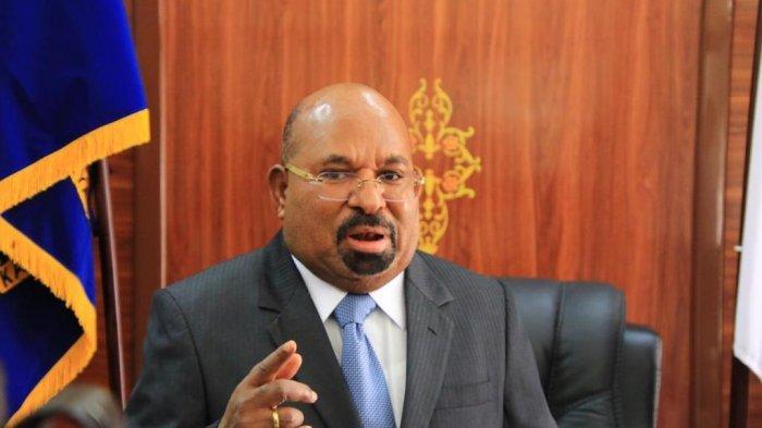 Kronologi Lengkap Gubernur Papua Lukas Enembe ke Papua Nugini Menumpangi Ojek Berujung Dideportasi