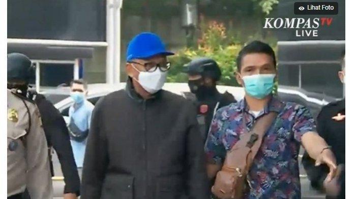 Kronologi Nurdin Abdullah Dijemput KPK, Juru Bicara Bantah OTT: Tak Ada Penyitaan Barang Bukti