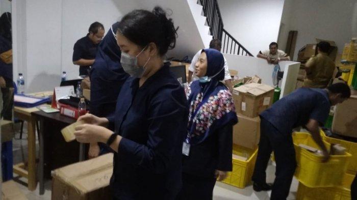 BPOM Temukan Kosmetik Ilegal Asal Cina di Tangerang Senilai Rp 36 Miliar Dijual Online