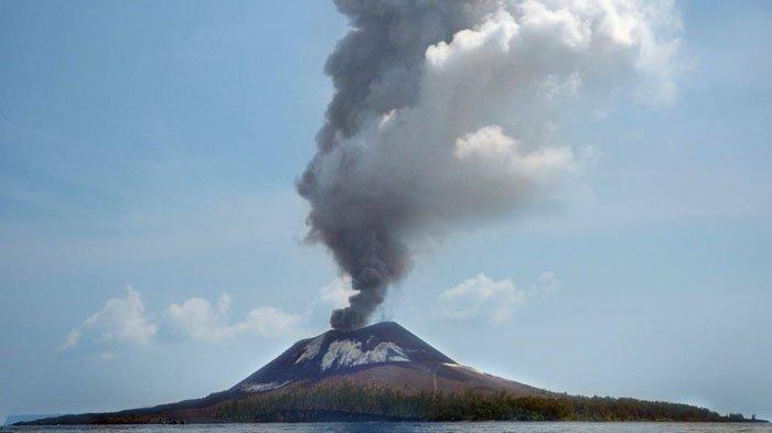 Fakta Terbaru Potensi Tsunami Susulan Usai Ditemukannya Retakan Baru Gunung Anak Krakatau