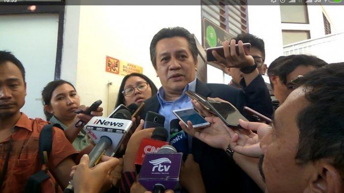 Hadir di Sidang Putusan Joko Driyono, Anggota Exco PSSI Gusti Randa Enggan Komentari Vonis Hakim