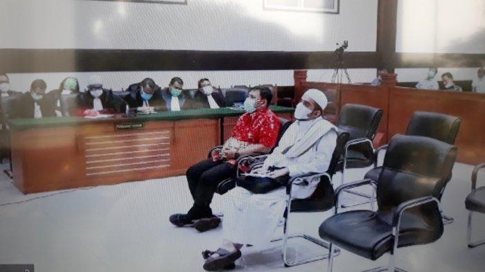 Jaksa: Bantahan Menantu Rizieq Shihab Tak Berbohong Kesimpulan Sepihak
