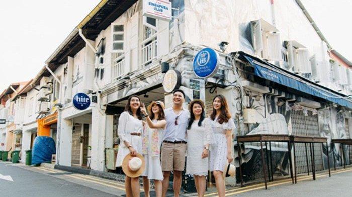 Ingin Liburan di Singapura? Simak 10 Spot Foto Instagramable & Kece