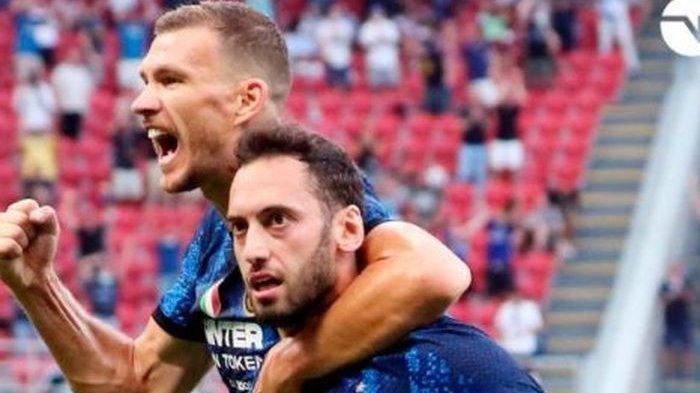 Hasil dan Klasemen Liga Italia Serie A Pekan Keempat, Inter Milan Gusur AC Milan dan AS Roma