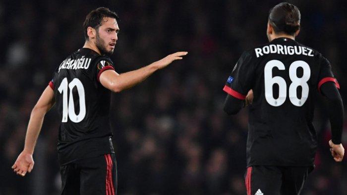 Manchester United Dikabarkan Berniat Rekrut Gelandang Serang AC Milan