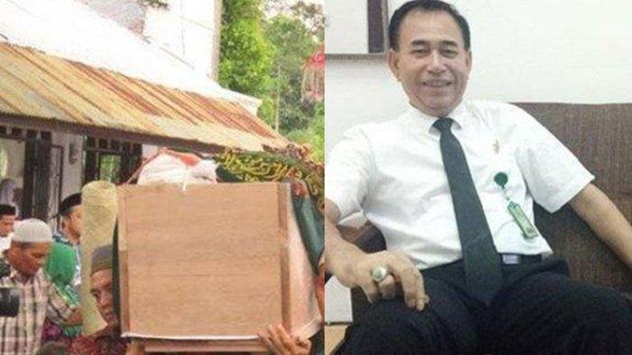 Sebelum Tewas Diduga Dibunuh, Terungkap Hakim PN Medan Jamaluddin Datangi Rumah Wanita Ini