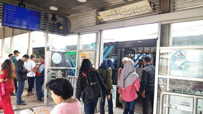 Halte Jembatan Baru Dibuka, Seluruh Koridor Bus TransJakarta Dipastikan Beroperasi Normal