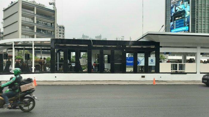 Transjakarta Bakal Ubah Halte yang Rusak Jadi Lebih Modern, Bahkan Dibangun 2 Lantai