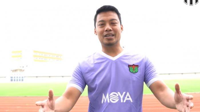Tinggalkan Arema FC, Hamka Hamzah Ungkap Alasan Bergabung dengan Persita Tangerang