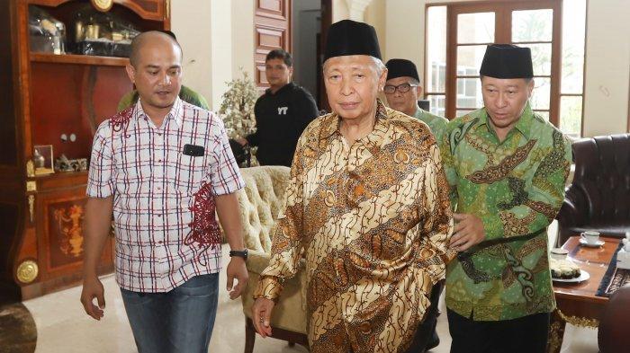 Kabar Mantan Wakil Presiden RI Hamzah Haz Meninggal Dunia Disebut Hoaks