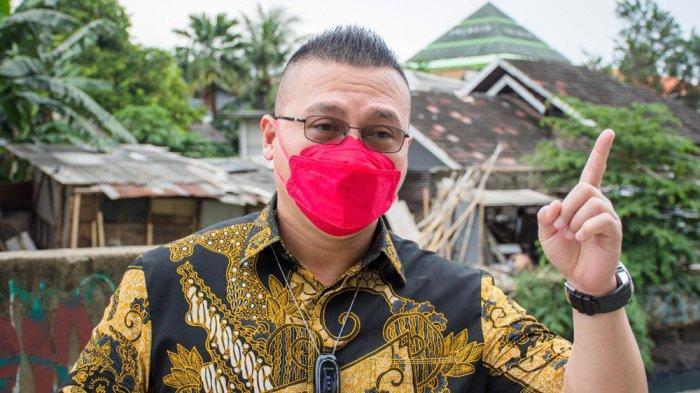 Pasar Tanah Abang Bejubel, Anggota DPRD DKI Kenneth: Jangan Sampai Ada Klaster Pusat Perbelanjaan!