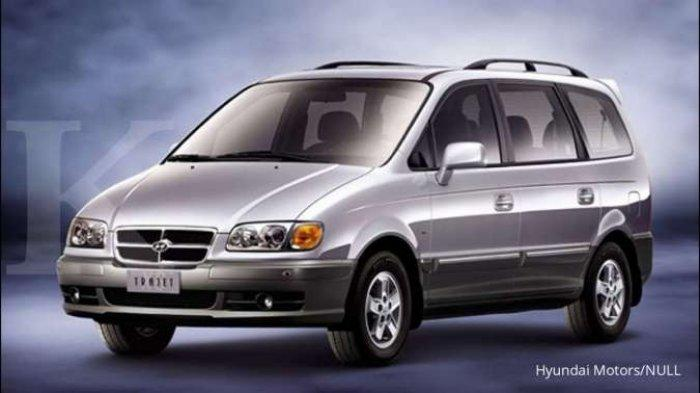 Harga mobil bekas Hyundai Trajet