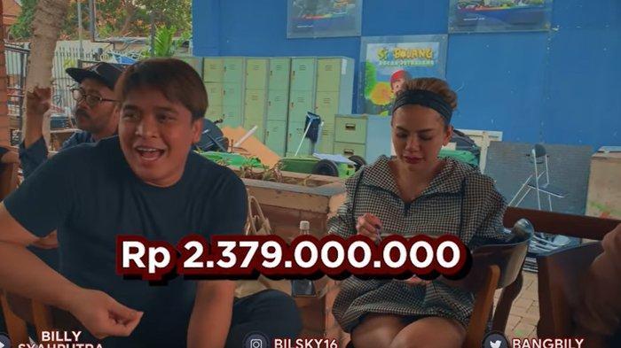 Total Oufit Nikita Mirzani Capai Rp 2,5 Miliar, Harga Cincinya Buat Billy Syahputra Melongo: Buset!