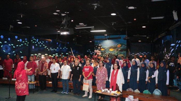 Talkshow Inspiratif Soal Pendidikan Meriahkan Peringatan Hari Guru di Ancol