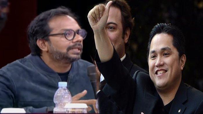 Blak-blakan Ungkap Pemilik HGU di Kubu Jokowi, Aktivis HAM Sebut Nama Harry Tanoe dan Erick Thohir