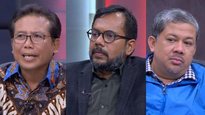 Jubir Jokowi Tanggapi Haris Azhar Sebut Pemerintah Sibuk Sendiri, Fahri Hamzah Senyum-senyum Begini