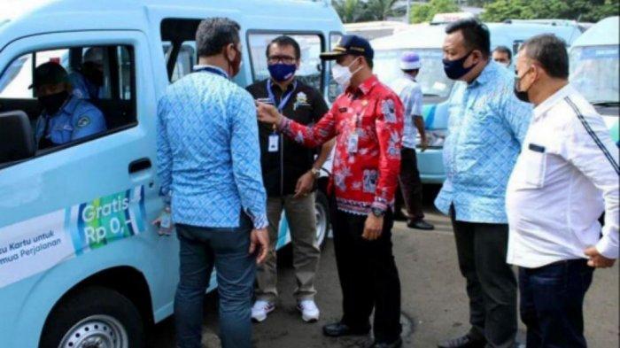 Lintasi Wilayah Tanjung Priok dan Pademangan, Jak Lingko 88 Rute Baru Resmi Beroperasi