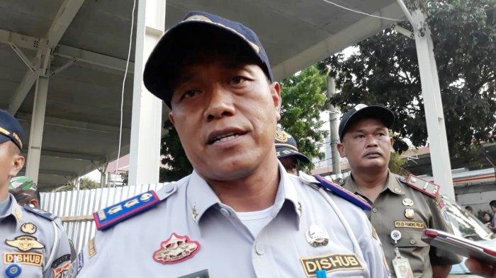 Sterilisasi Jalan Jatibaru Tanah Abang, Dishub Kerahkan 50 Petugas